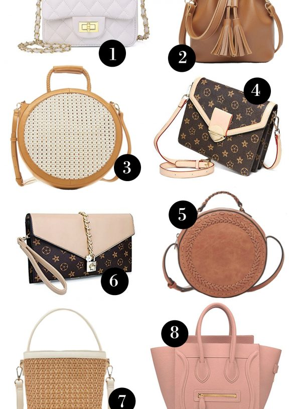 16 Designer Bag Dupes For Your Spring Wardrobe