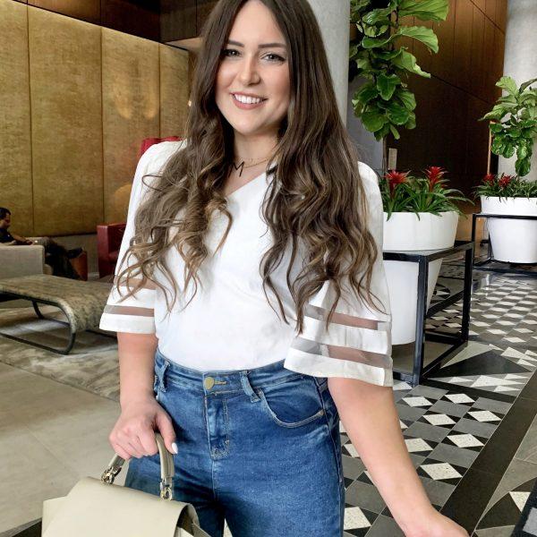 Mash Elle beauty blogger | top for spring