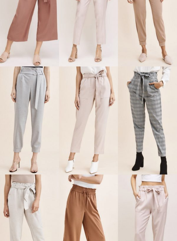 The Best Paperbag Pants Under $50