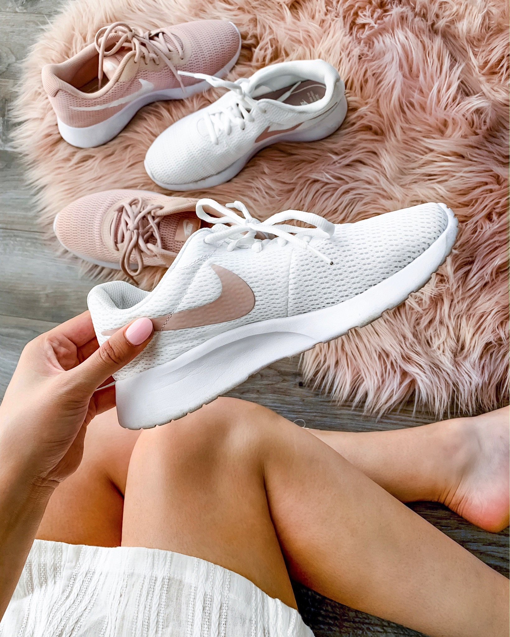 Most Comfortable + Cute Running Shoes