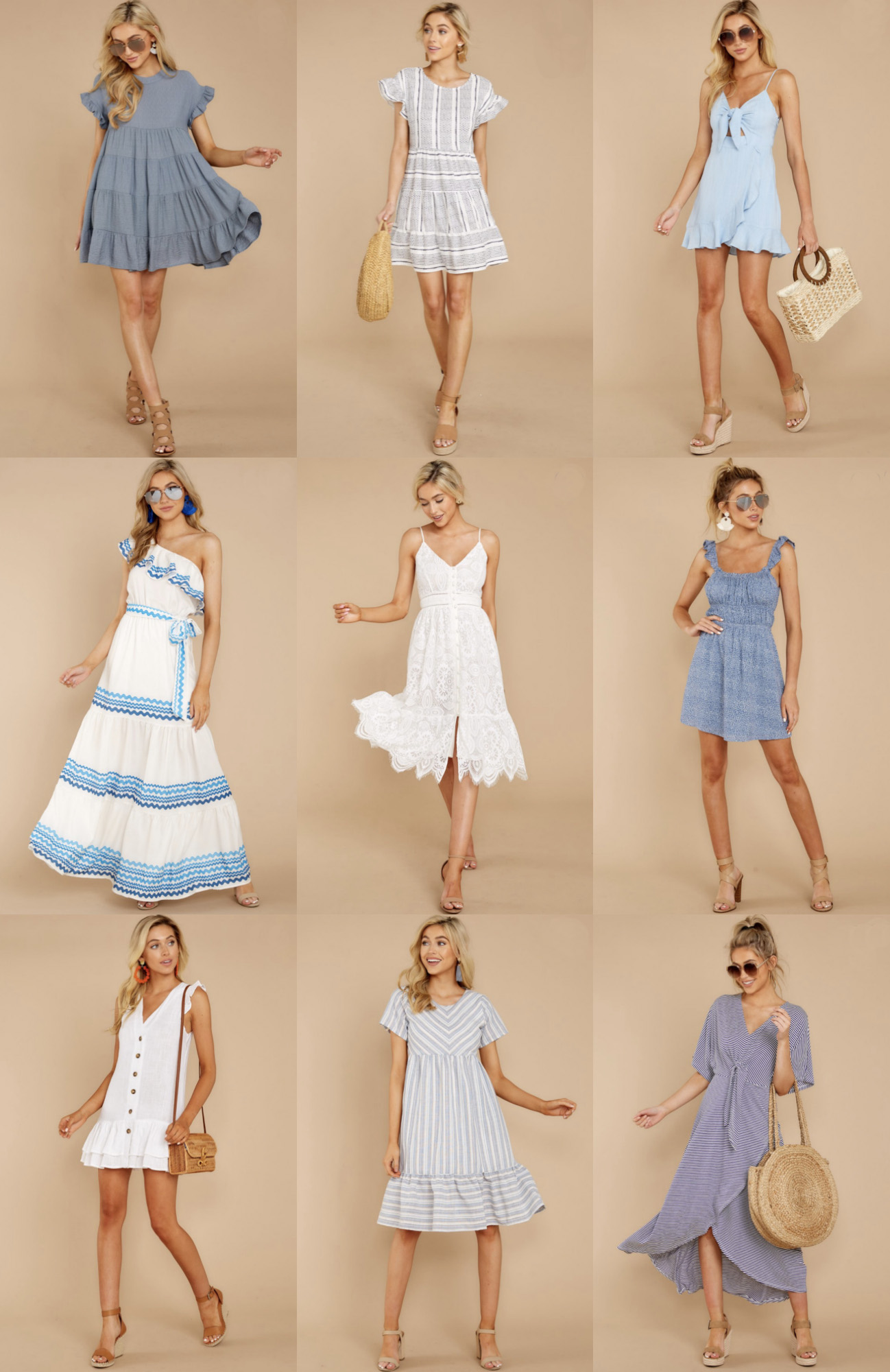 Fashion blogger Mash Elle | summer dresses | summer fashion | fashion for summer and hot weather