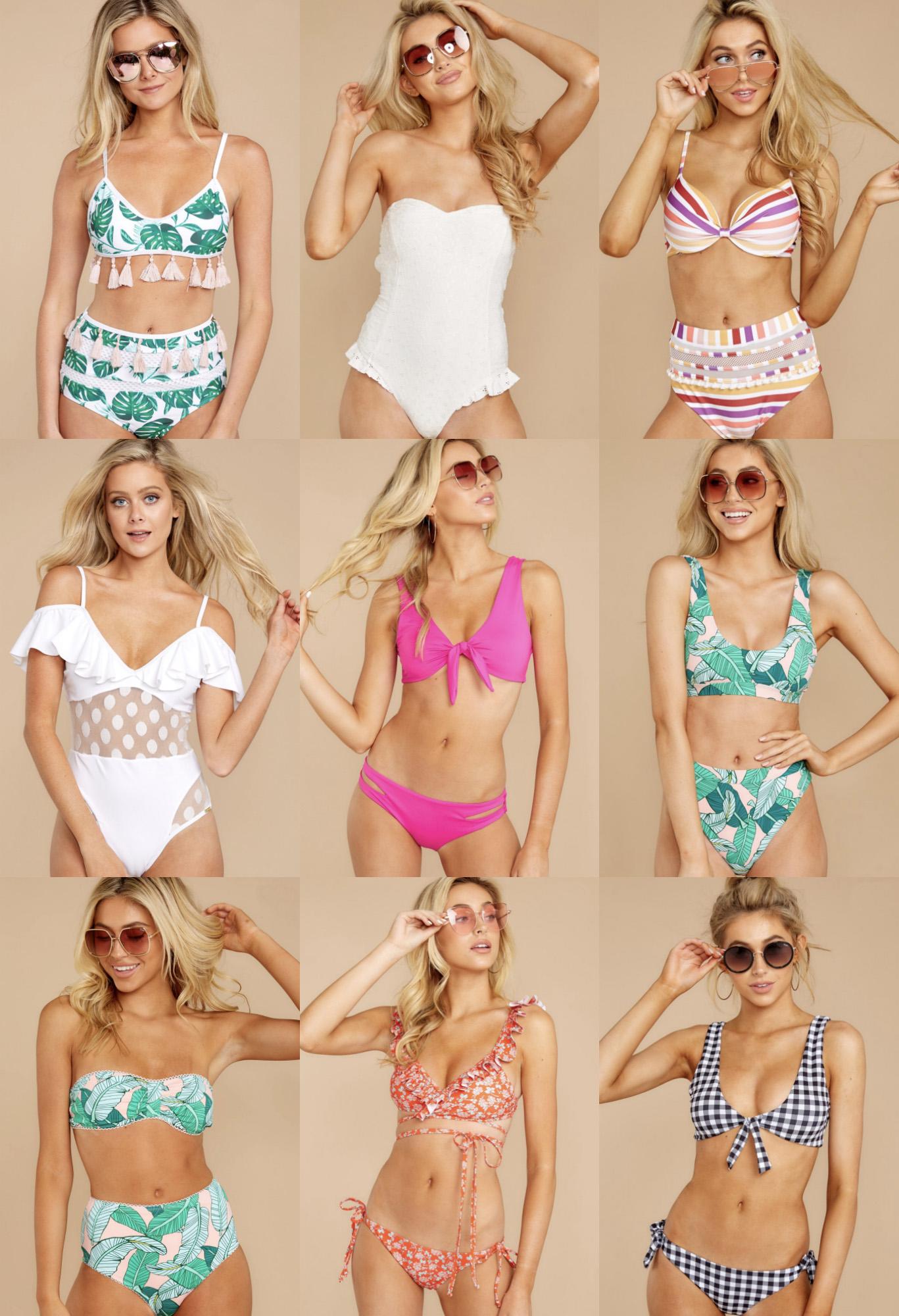 Best swimwear | fashion blogger | Mash Elle fashion blog | bikini | summer fashion