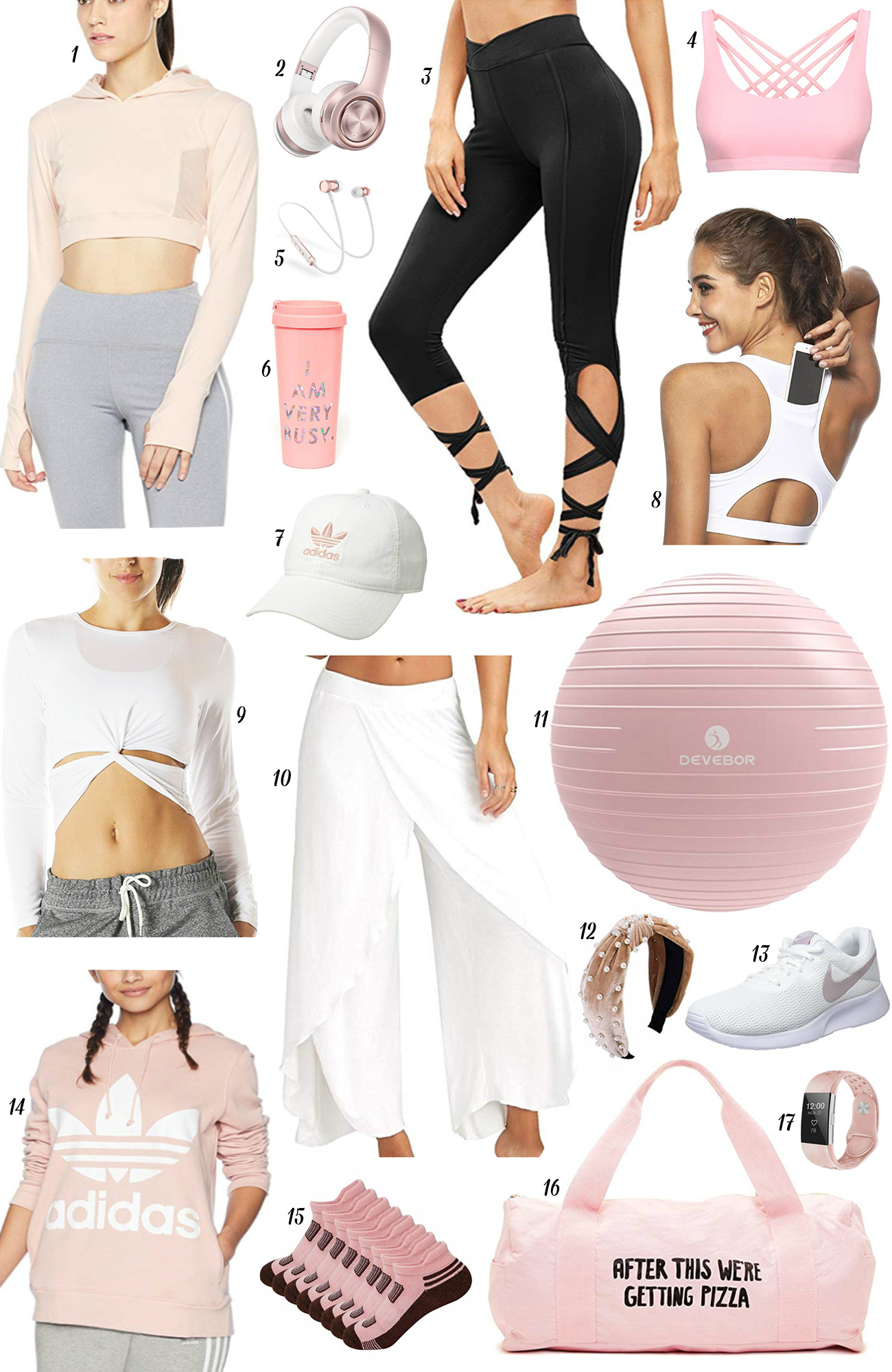 cute sassy workout gear | Mash Elle beauty blogger | fashion blogger | what to wear at the gym | gym outfit | adidas tee | leggings | gym bag