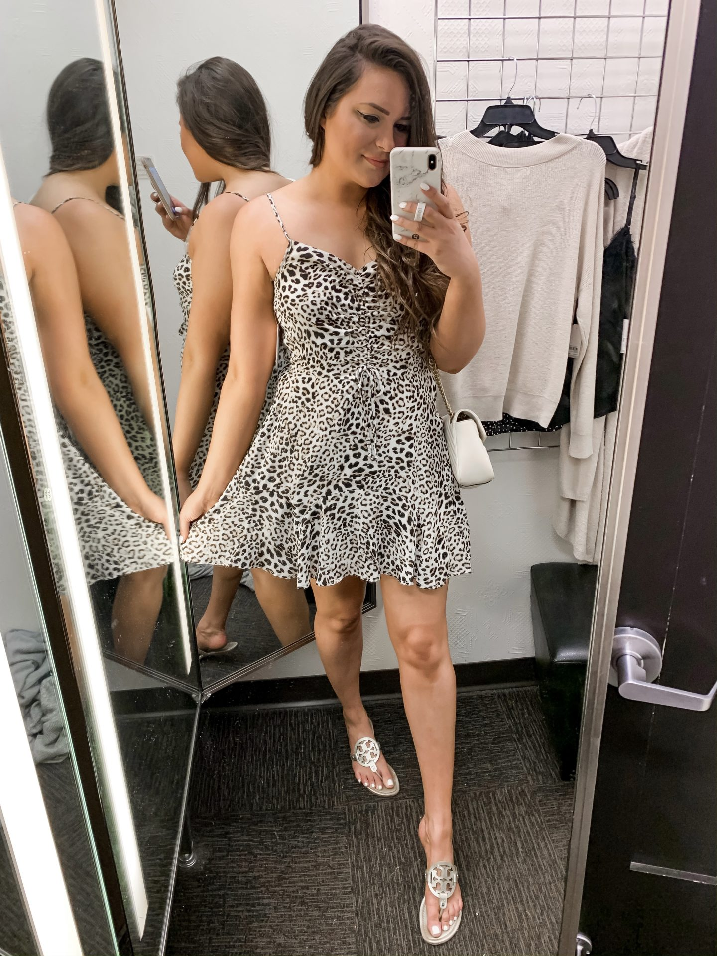 Mash Elle style fashion blogger | Nordstrom Sale | what to buy at Nordstrom | cheetah print dress