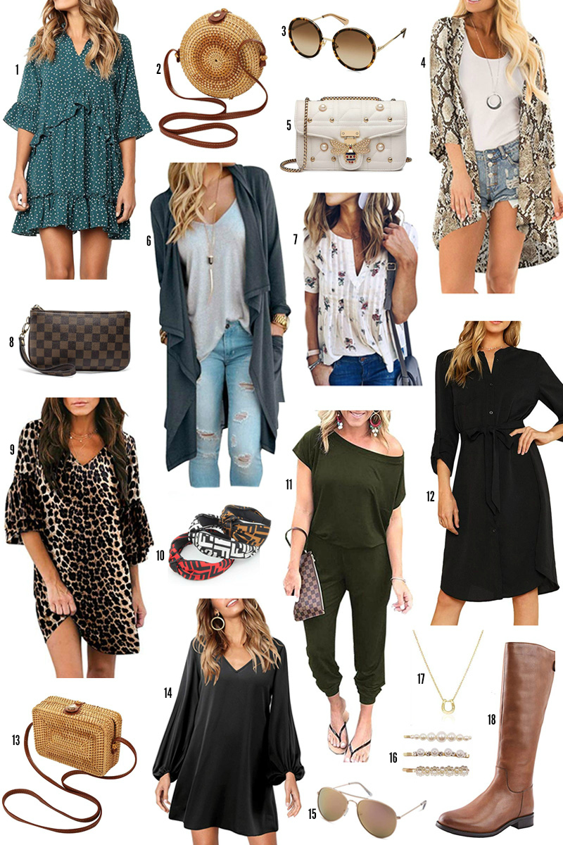 Amazon prime day | beauty blogger Mash Elle | style blogger Mash Elle | fashion | back to school ideas | cheetah print dress| headband | boots