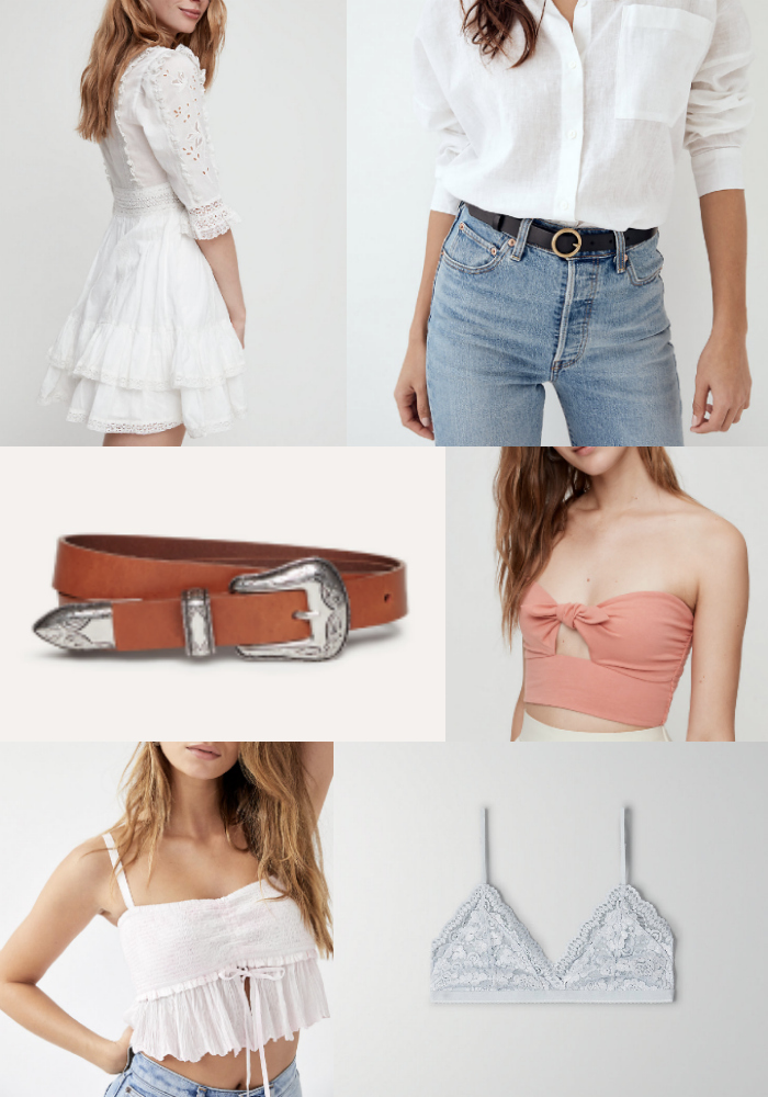 Aritzia sale | Aritzia fashion | Mash Elle fashion blogger | white tee | blue jeans | summer fashion