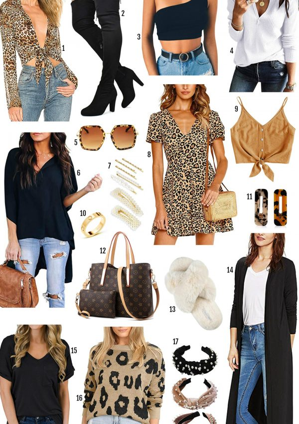 Amazon Fall Fashion Under $25