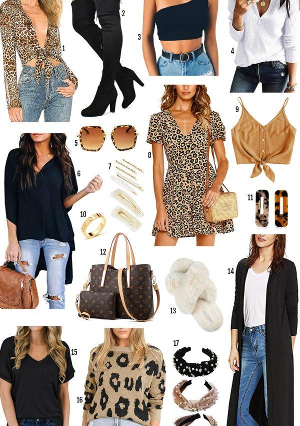 Amazon Fall Fashion Under $25