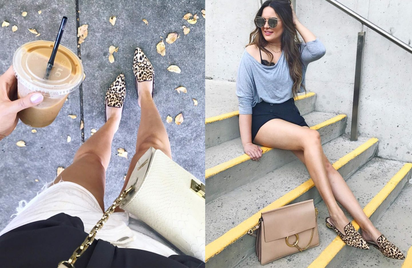 how to style leopard print | leopard print | mash elle fashion blogger | fall style |