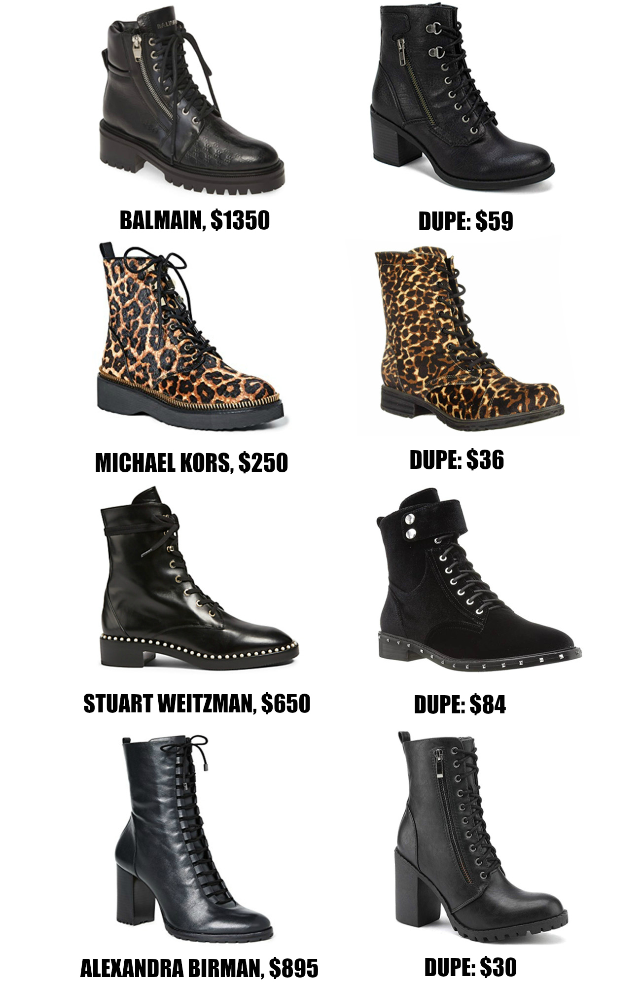 Beauty fashion blogger mash Elle | boots | fall boots | dupes  | cheetah print dupes