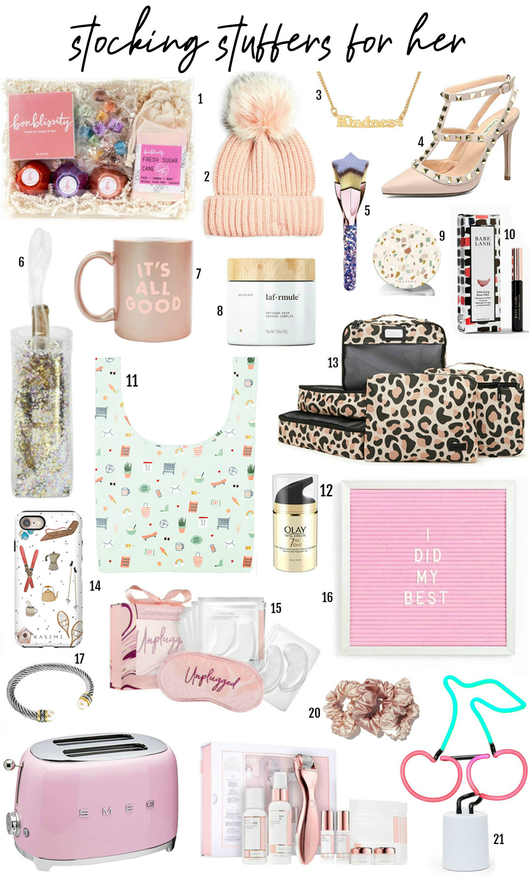stocking stuffers for her | stocking stuffers | lifestyle blogger Mash Elle | what to buy for her | gf gift | mom gift | SIL gift | MIL Gift | heels