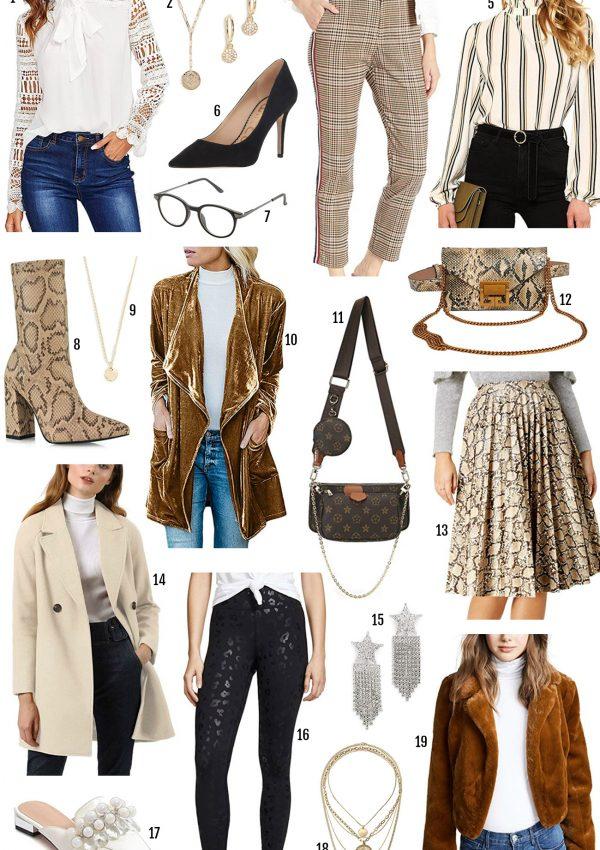 2020 Amazon Winter Fashion Guide