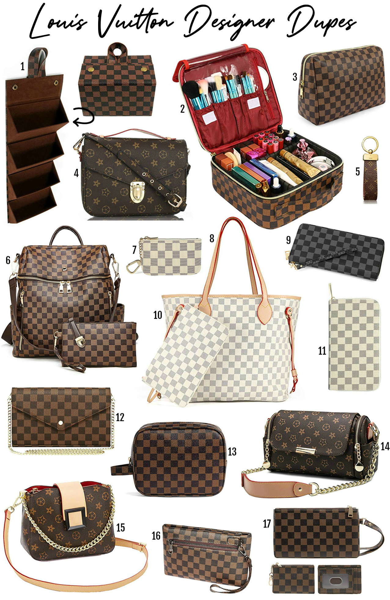 Louis Vuitton Dupes From Style