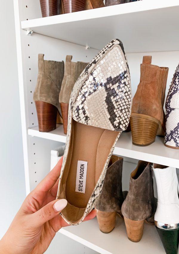 Summer 2020 Shoe Lineup