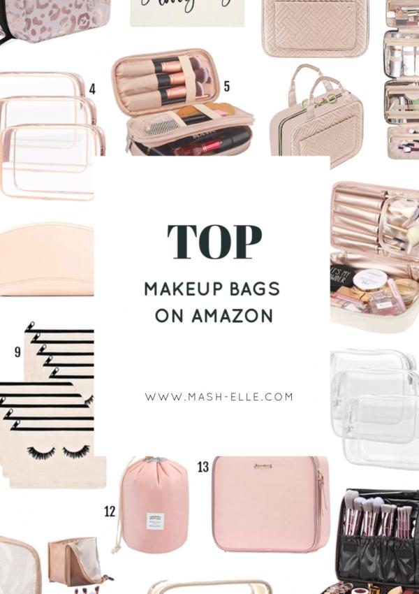 Top Makeup Bags On Amazon