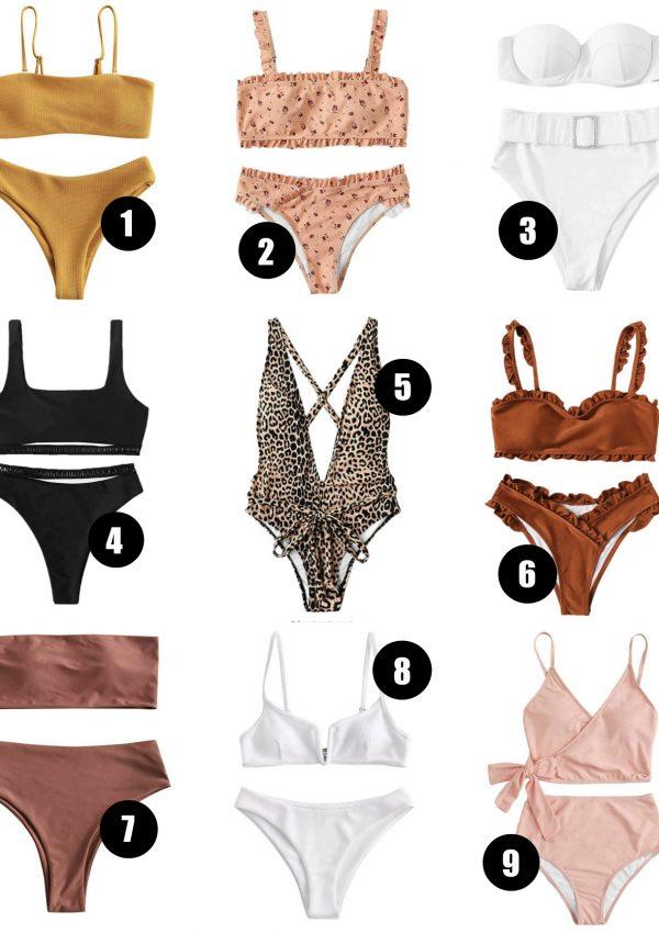 Top Amazon Bathing Suits Under $25