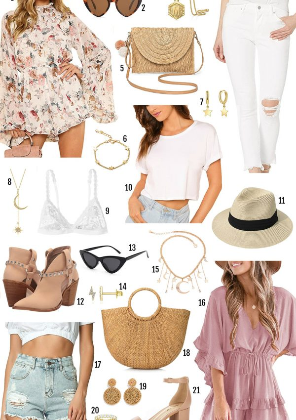 Top Amazon Summer Fashion Under $100