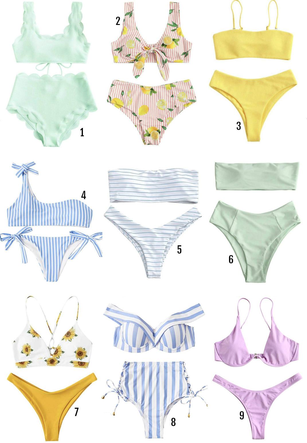 canada bathing suits | Mash elle beauty and fashion blogger | style | swimwear | summer fashion