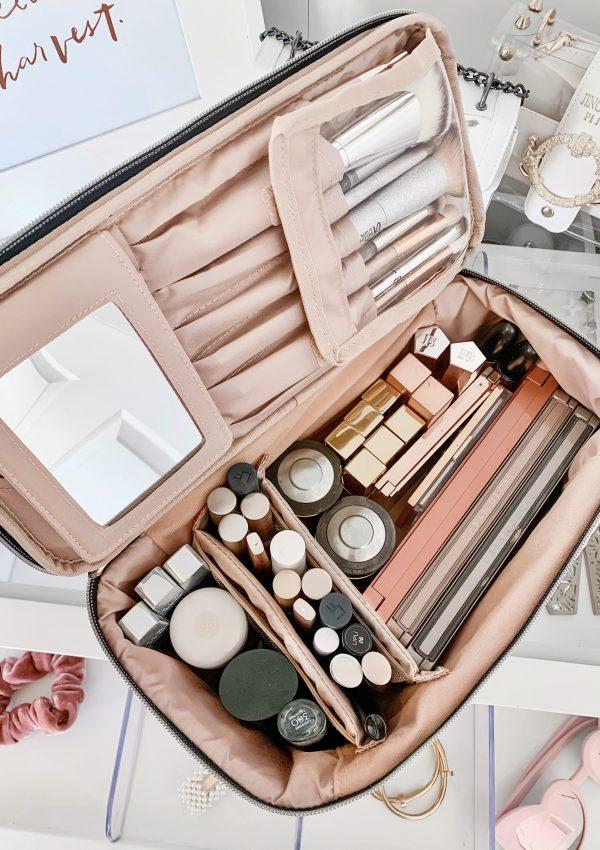 The Ultimate Travel Makeup Bag Under $25