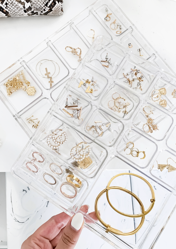 How To Organize Your Jewelry For Less Than $20