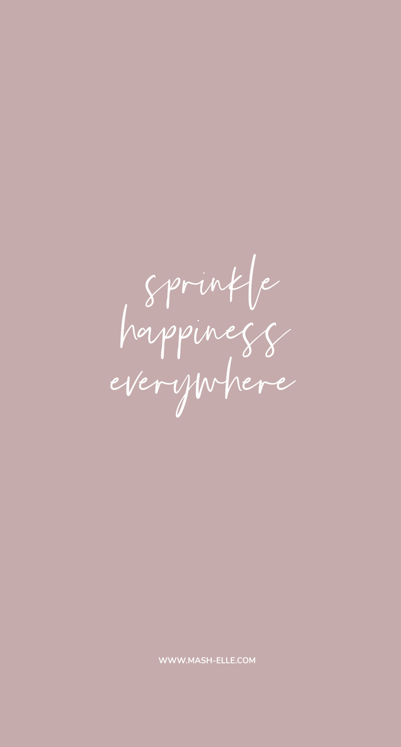 wallpapers | inspirational wallpapers | lifestyle blogger Mash Elle | inspo | happy wallpapers
