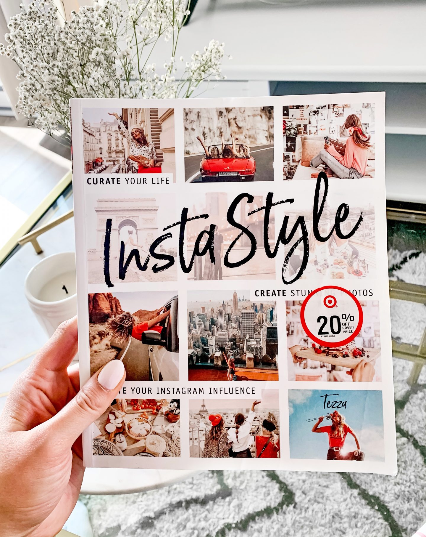 Mash Elle beauty blogger | coffee table books |home decor | flowers | home design |diy