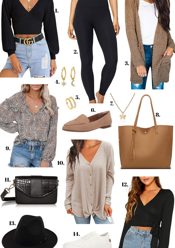 Affordable Amazon Fall Fashion Finds Under $40