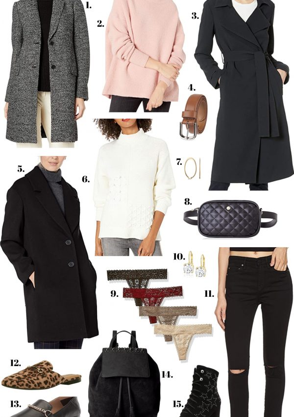 Top Amazon In House Fashion Brands