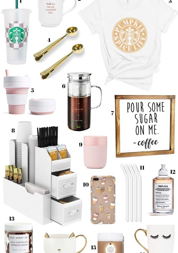 Gifts For The Coffee Lover (Under $50)