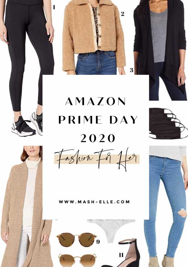 Amazon Prime Day Fashion Deals For Her