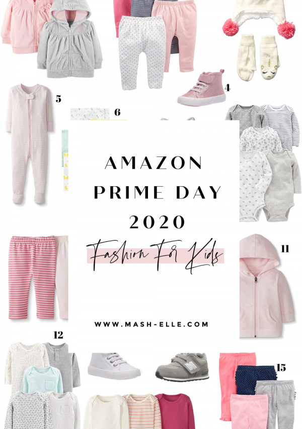 Amazon Prime Day 2020 Fashion For Kids & Babies