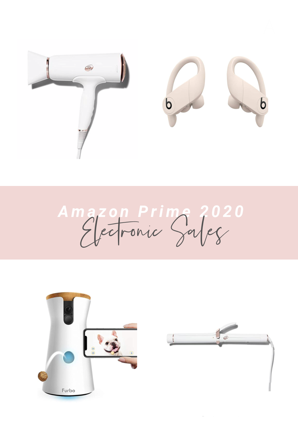 prime day gadgets | electronics prime day | hair dryer | beats | headphones | phone | mash elle lifestyle blogger