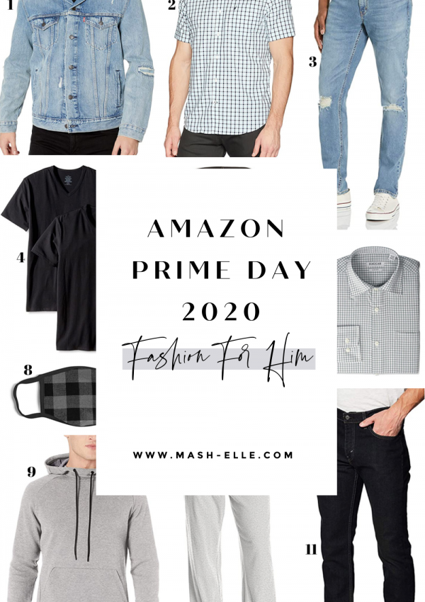 Amazon Prime Day Fashion Deals For Him