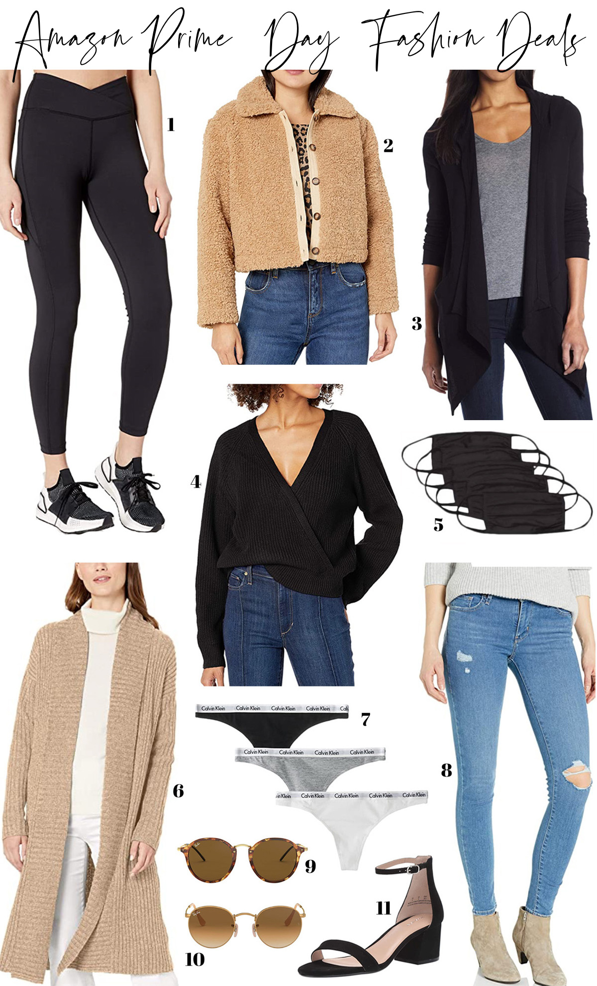 Amazon Prime day deals | Amazon deals | best deals on Amazon | jackets | fitness apparel | masks | beauty and fashion blogger Mash Elle