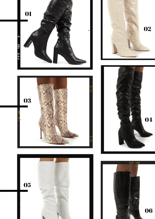 Knee High Boots Under $75