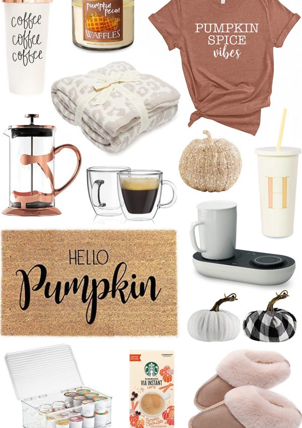 Gifts For The Pumpkin Spice Lover