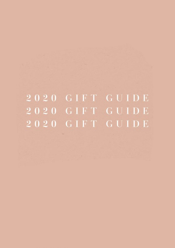 2020 Complete Gift Guide