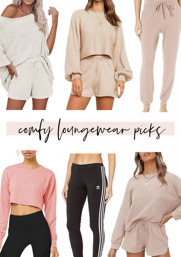 Comfy Loungewear Picks On Amazon