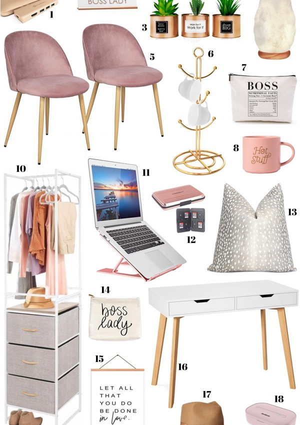 Gifts For Gals Who Work At Home