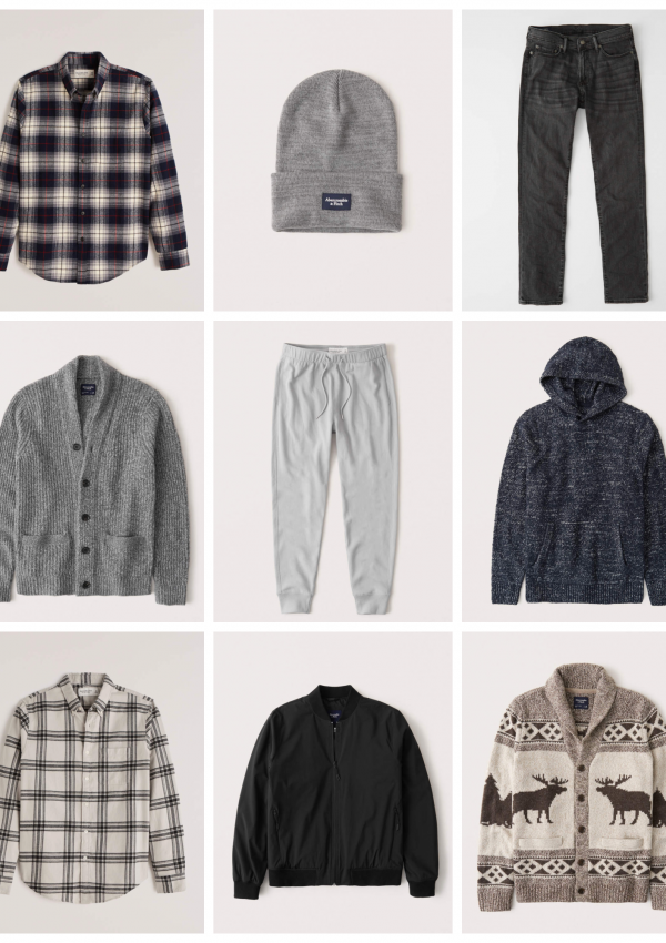 Gift Guide For Him: Fashion Basics