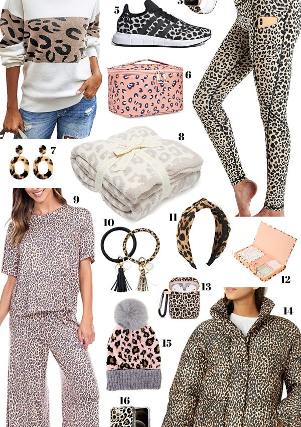 Amazon Gifts For The Leopard Print Fanatic