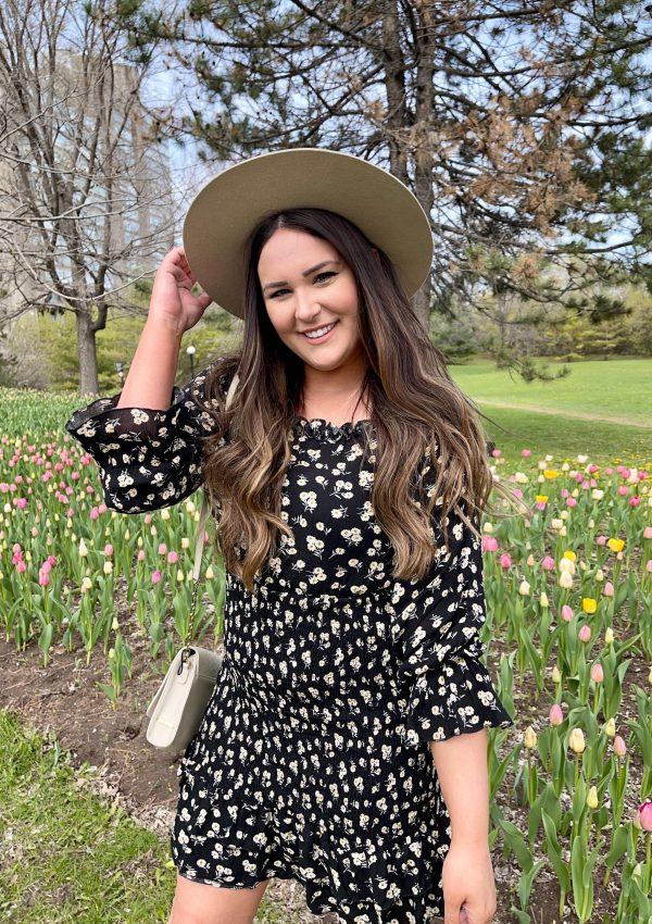 Floral Spring Dress Under $30