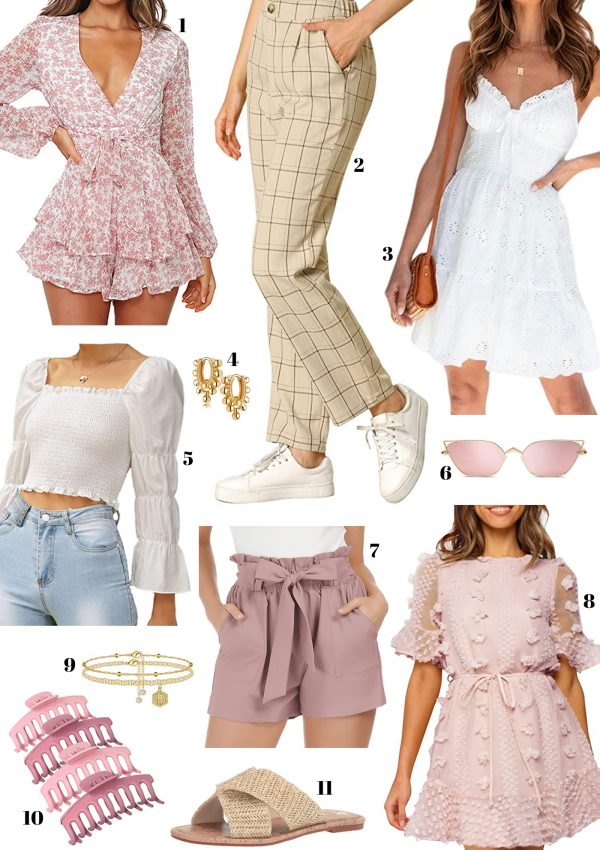 Amazon Spring 2021 Fashion Under $50