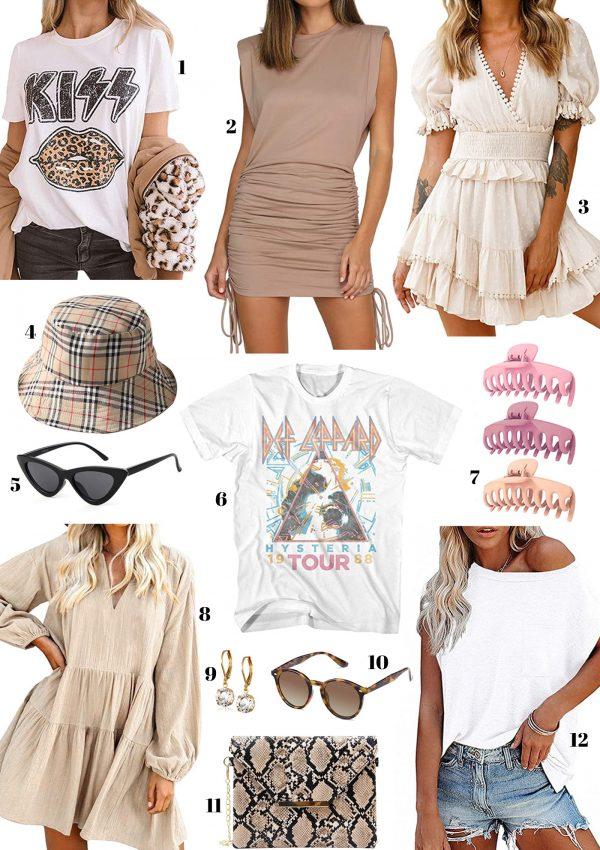 Amazon CANADA Spring Fashion Under $50