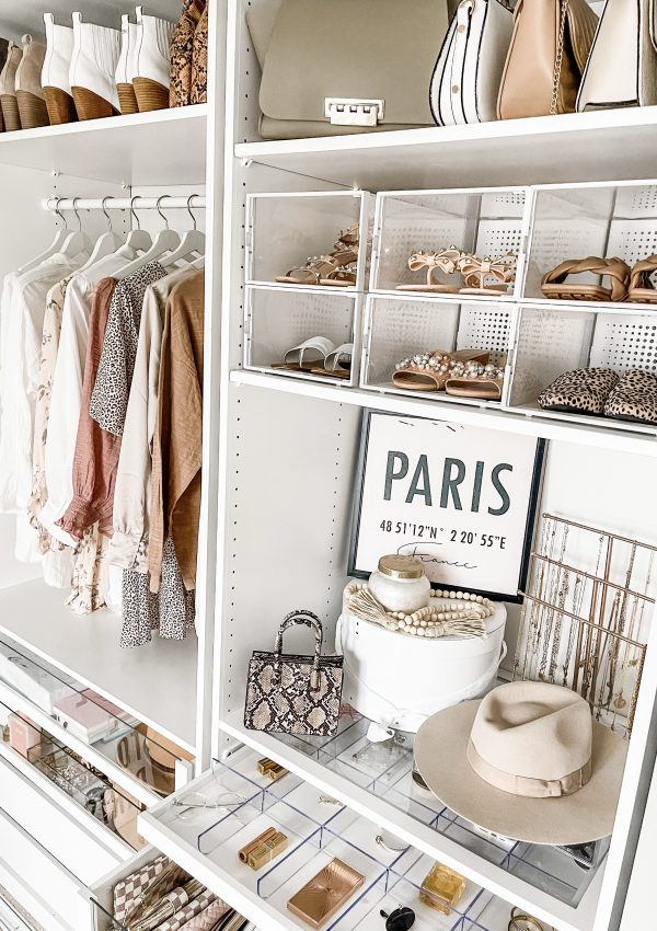 4 Tips for Building A More Sustainable Wardrobe
