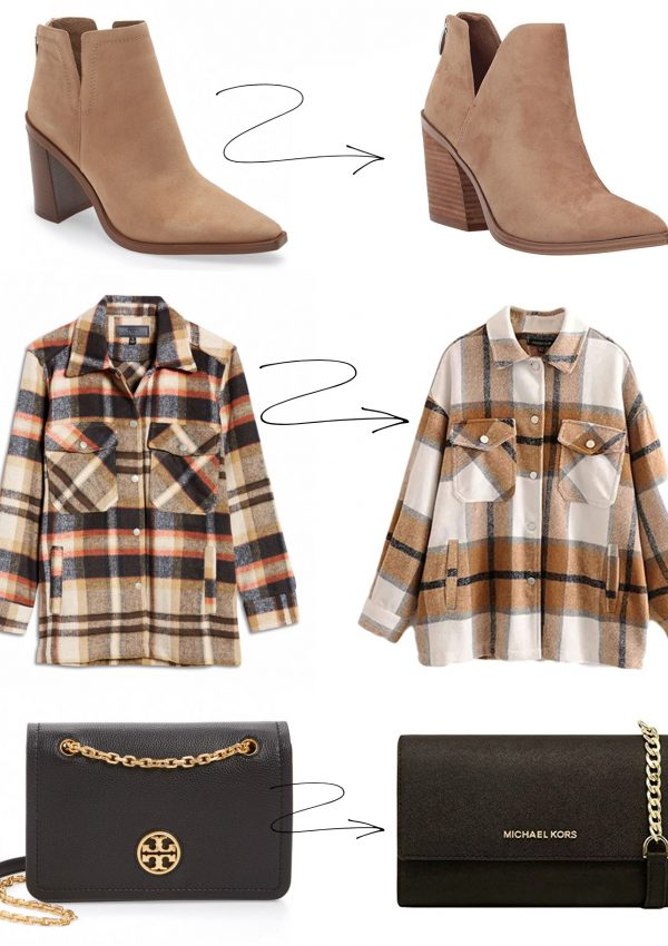 Top Nordstrom Anniversary Sale Dupes