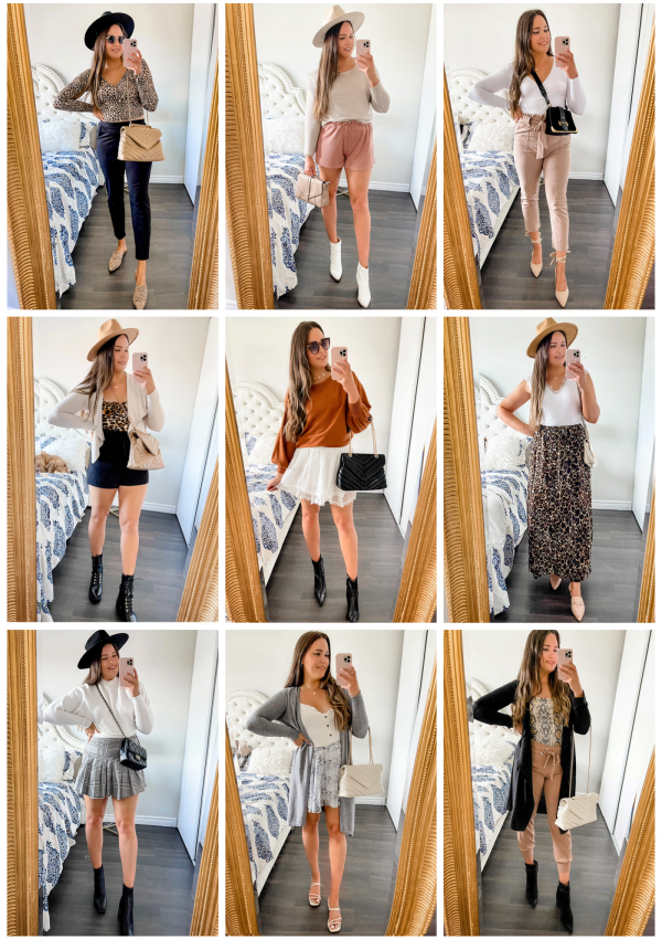 10 Summer To Fall Transition Outfits
